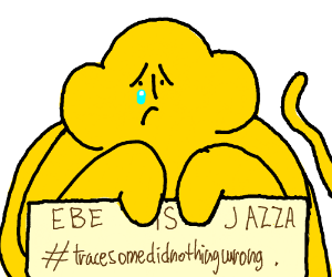 EBE is Jazza (#tracesomedidnothingwrong)