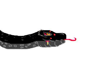 evil spider/snake hybrid