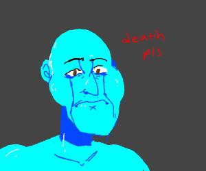 Professor Sad wants to die