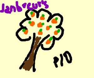 Janbreur's Orange Tree [PIO]