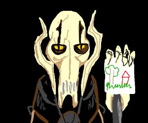 General Grievous draw