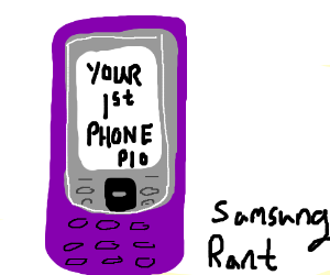 Your first phone PIO