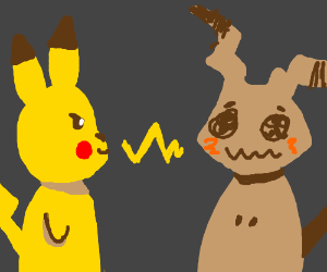pokemon charactors fighting