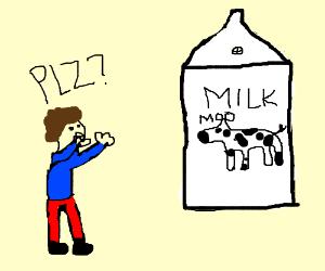 i want milk