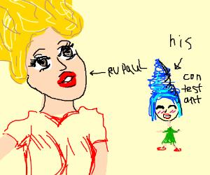 RuPaul's Drag Race contestant