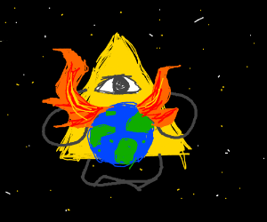 the illuminati ends the world