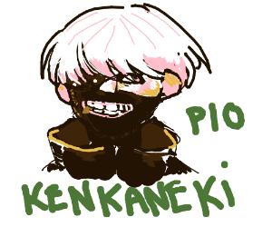 Ken Kaneki PIO