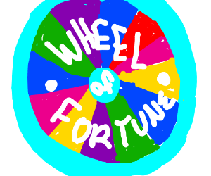 Wheel... of... FORTUNE