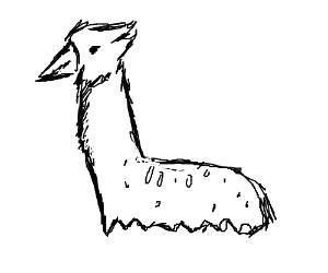Bird/caterpillar hybrid