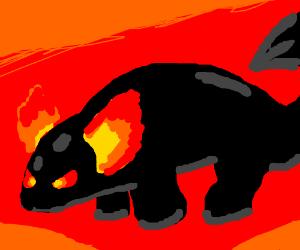 fire salamander (nuclear throne)