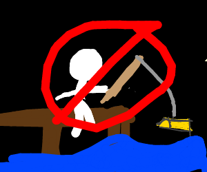 Do not fish for gold!