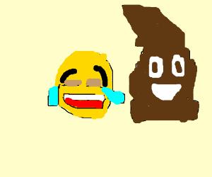 Emoji pop - Drawception