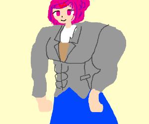 Buffsuki (ddlc)