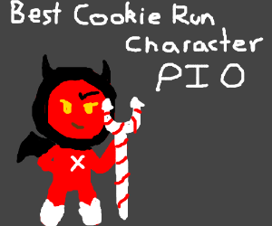 Best cookie run character pio