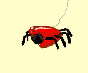 Jewel + spider crossbreed