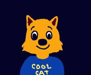 I'm Cool Cat and I love ALL kids!
