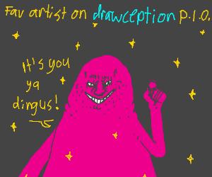 Fav Artist on Drawception PIO