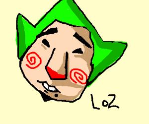 Twinkle from legend of Zelda