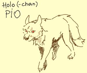 Holo PIO (-chan)