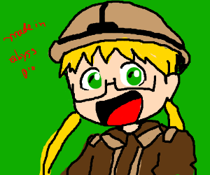 Made in Abyss PIO