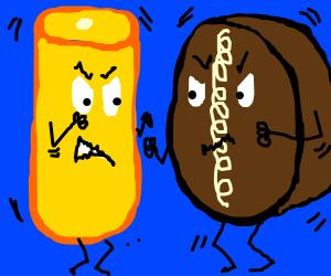 Hostess Twinkie vs. Hostess Cupcake