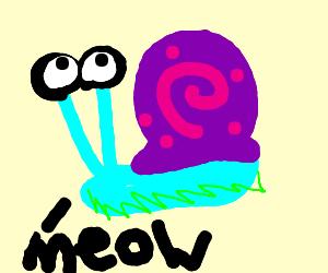 Gary, the snail (spongebob)