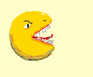 Horrifying Pac-Man