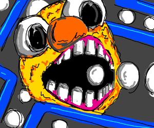 Yellmo is Pacman