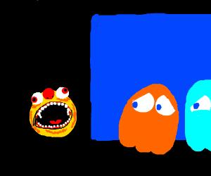 Yellmo replaced Pacman