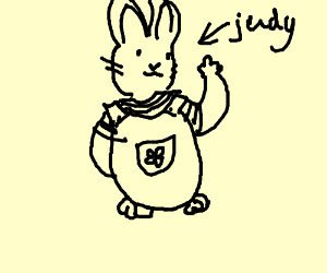 judy from max and judy