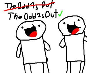TheOdd2sOut