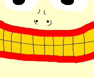 Trypophobia In The Teeth Drawception