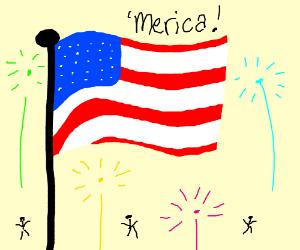 America!(F'ck yeah!)
