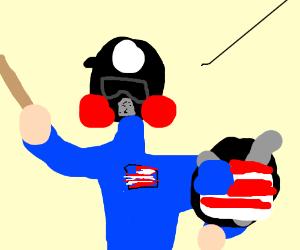 Alt-right fireman
