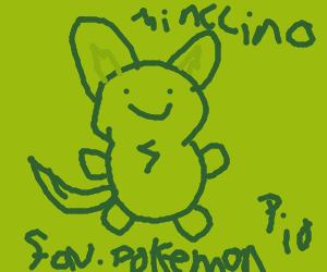 Favorite Pokémon P.I.O! (pass it on)