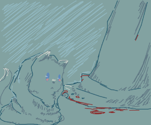 The Grim Reaper's Pet Cat