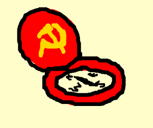 communist compass