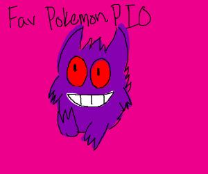 fav pokémon PIO (mine is Squirtle)