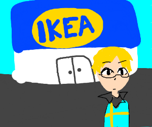 Sweden in IKEA