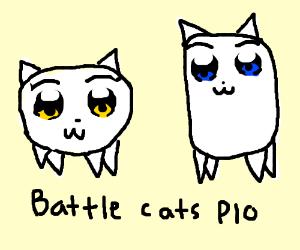 battle cats pio skip if u dont know