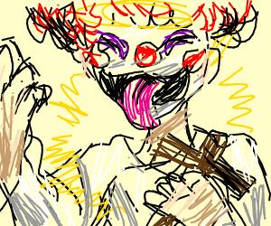 Clown Jesus!