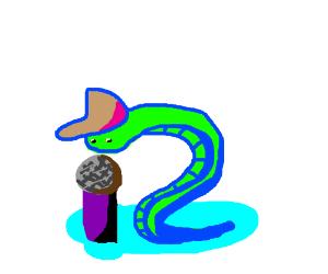 snake rapper