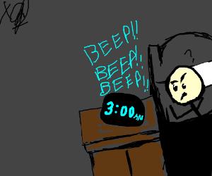 3 am alarm