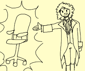 Remarkable Thomas Jefferson Invented The Swivel Chair Drawception Gmtry Best Dining Table And Chair Ideas Images Gmtryco