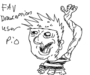 Favorite Drawception User PIO