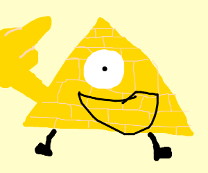 """""""is that Bill Cipher?"""""""