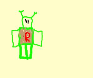 Robloxian Shrek
