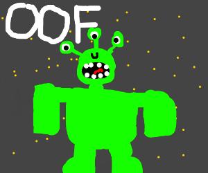 Roblox alien
