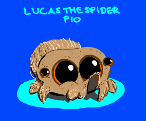 (Another) Lucas the Spider PIO