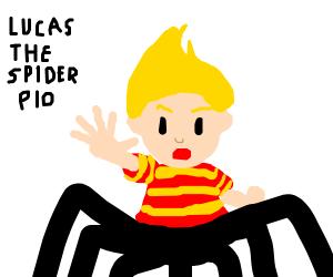 Lucas the Spider PIO